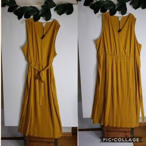 Ava & Viv dress sz 4X NWT